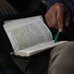 Arranging translation the Bible into a local language got Christians in Tajikistan into trouble.