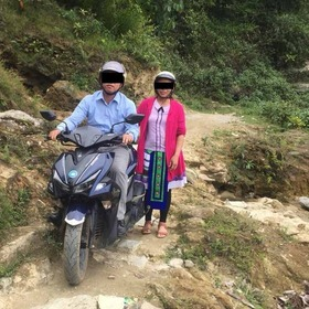 Pastor Quang and his wife, Nhu, worked together to reach tribal people with the gospel.