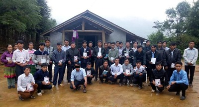 Hmong believers desire strong theological training.