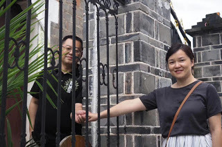 Jiang Rong was released from jail after being held for six months. Her husband is being held in secret detention.