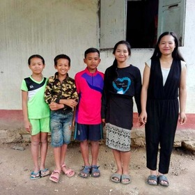 Many in tribal areas see coming to Christ as a rejection of the Lao culture.